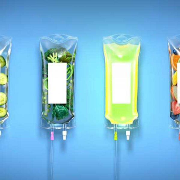 intravenous intravie therapy for delivering nutrients and vitamins to the body