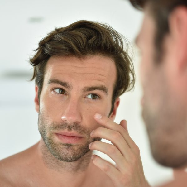 Age Defiance Contouring for Men