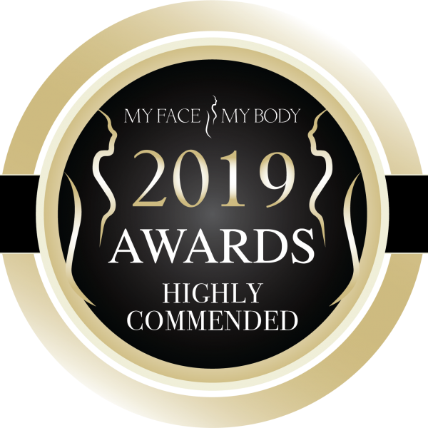 MyFaceMyBody Awards 2019 highly commended