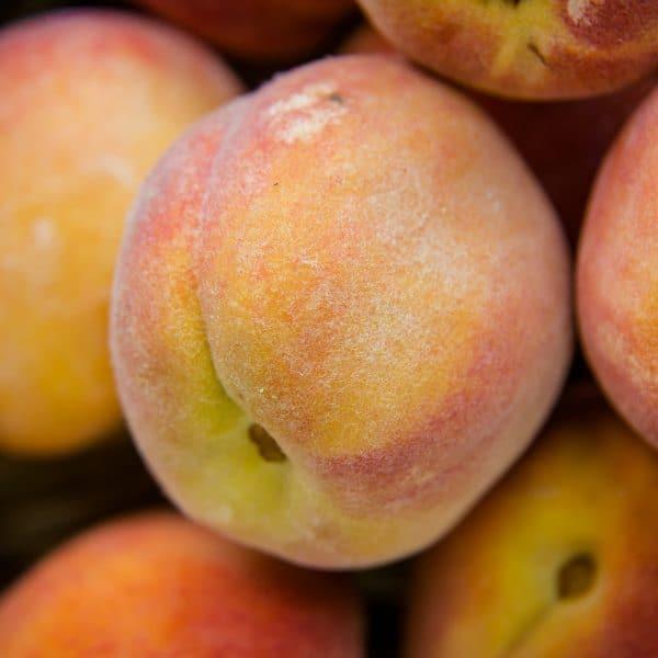 peach hairs