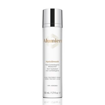 Alumier MD HydraSmooth moisturiser for acne skin product photo
