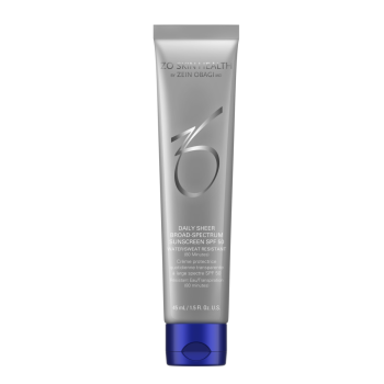 ZO Skin Health Daily Sheer SPF 50 sunscreen product photo