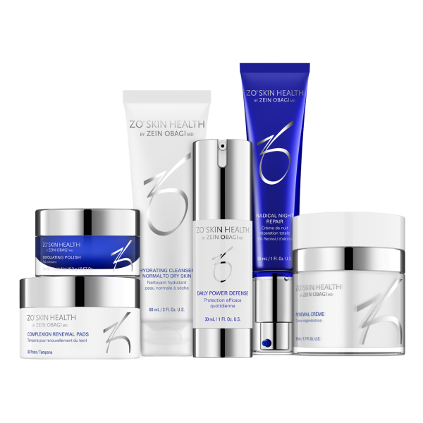 ZO Aggressive Anti-Ageing Kit (Phase 3)