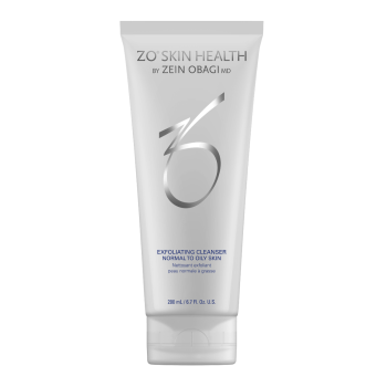 ZO exfoliating cleanser product