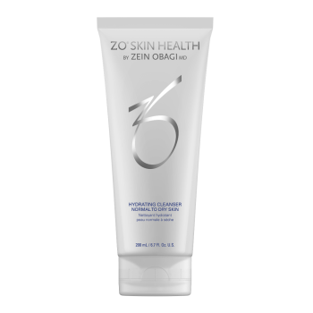 zo hydrating cleanser product