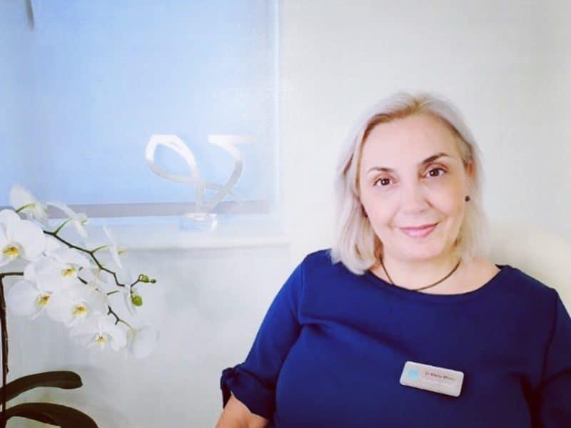 Dr Maria Minou