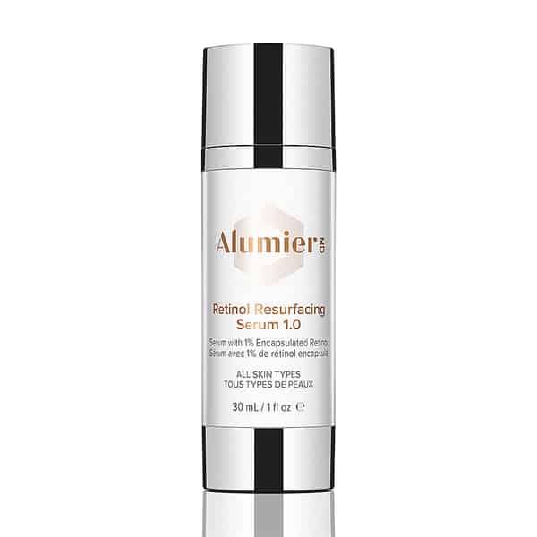 Alumier MD Retinol Resurfacing Serum 1%