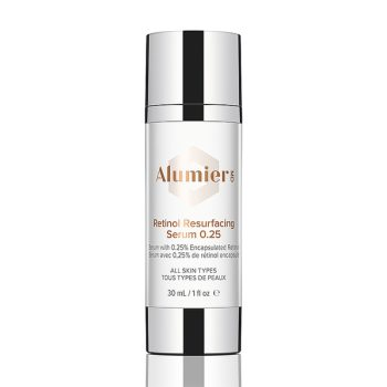 Alumier MD Retinol Resurfacing Serum 0.25% product photo