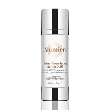 Alumier MD Retinol Resurfacing Serum 0.25% product photo