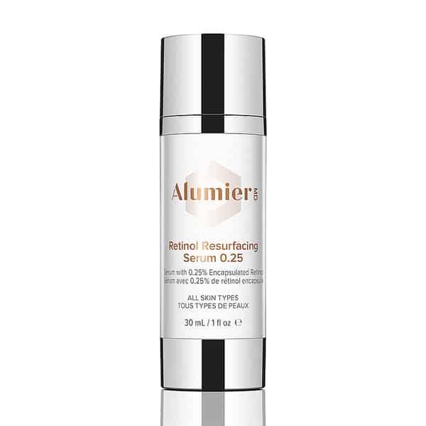 Alumier MD Retinol Resurfacing Serum 0.25%