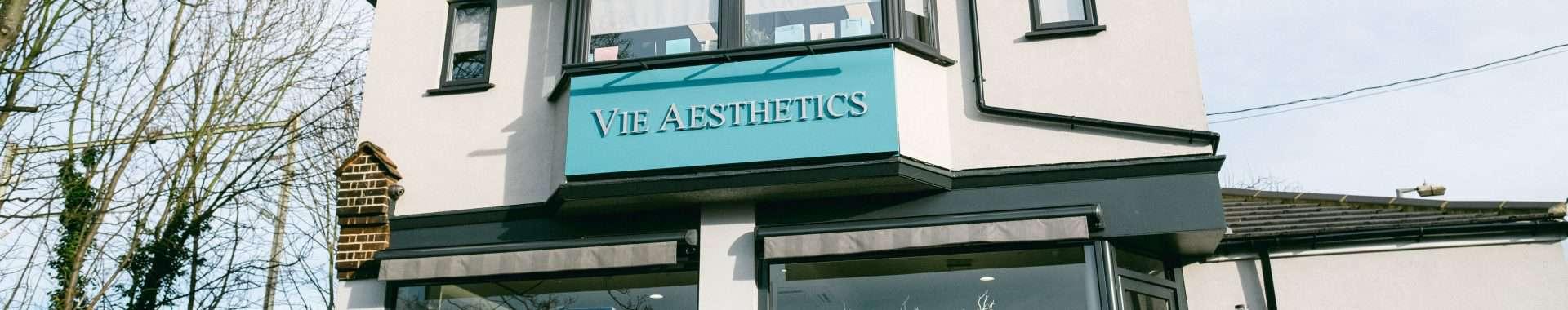 vie aesthetics general banner
