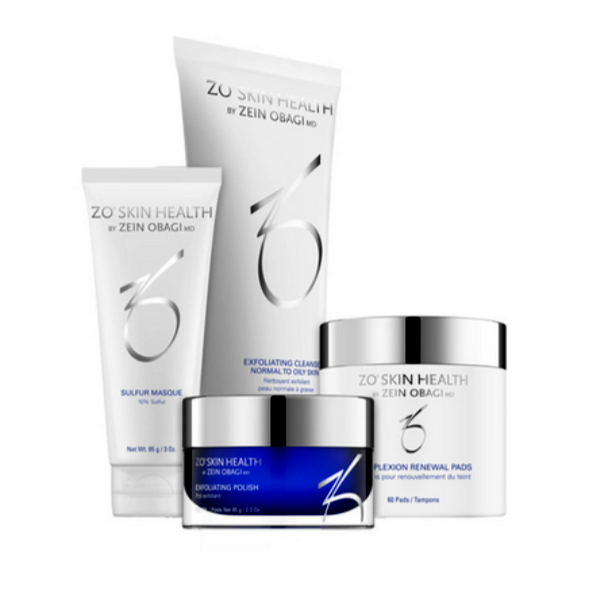 ZO Complexion Clearing Program Kit for Acne