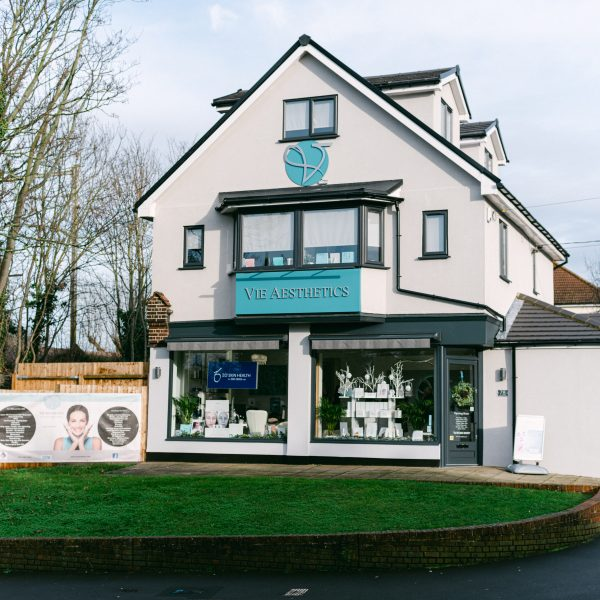 Vie Aesthetics flagship clinic in Rayleigh, Essex, UK