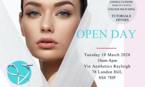 MARCH OPEN DAY: Jane Iredale and Vichy Skin Care Make-Up ranges launch