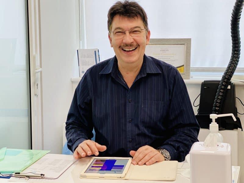 Dr Anthony Petrou-Amerikanos