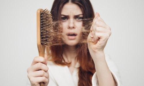 Increased hair loss? Could COVID-19 be the cause?