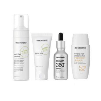 ACNE MANAGEMENT Skin Preparation Kit