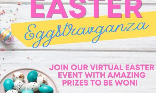 The Vie Aesthetics Virtual Easter Eggstravaganza!