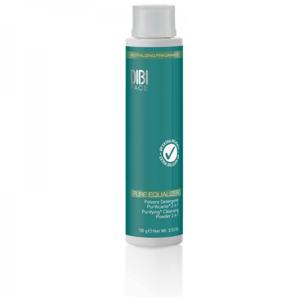 DIBI Pure Equalizer 2 In 1 Cleansing Powder