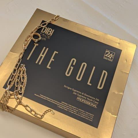 DIBI Milano 24-Karat Gold Leaf Facial product image