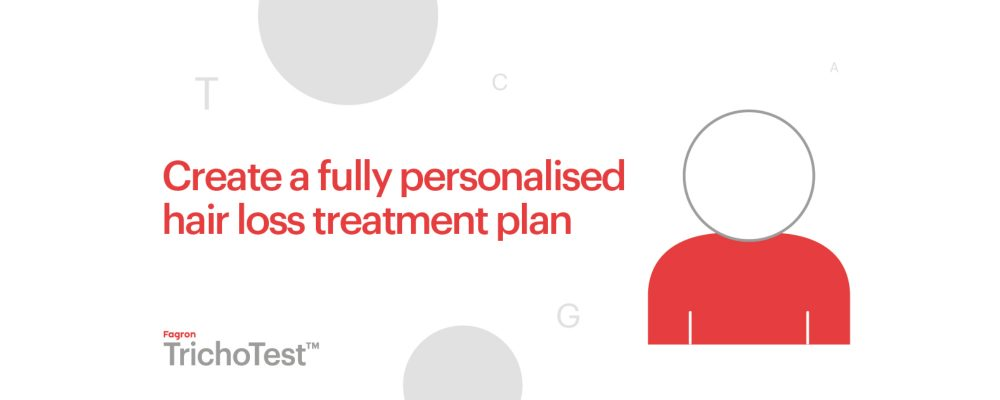 dna trichotest helps you create a tailored hair loss treatment plan