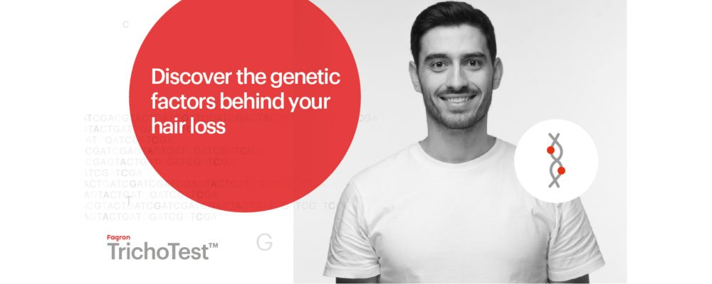 discover the genetic factors behind your hairloss with dna testing